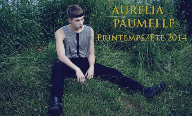 Visueel van project AURELIA PAUMELLE - Collection S/S 2014