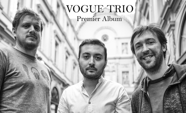 "Project visual Giuseppe Millaci & Vogue Trio ""Songbook"" - Premier Album"