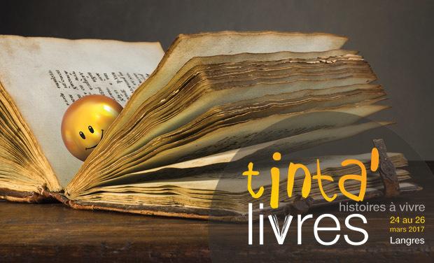 Visuel du projet Tinta'livres, histoires à vivre