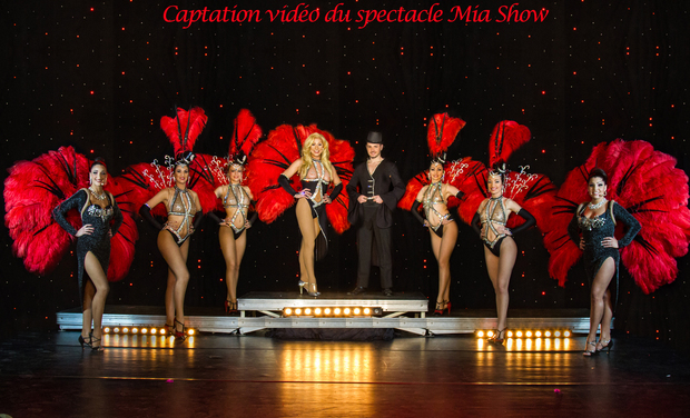 Visueel van project Le cabaret Mia Show en vidéo