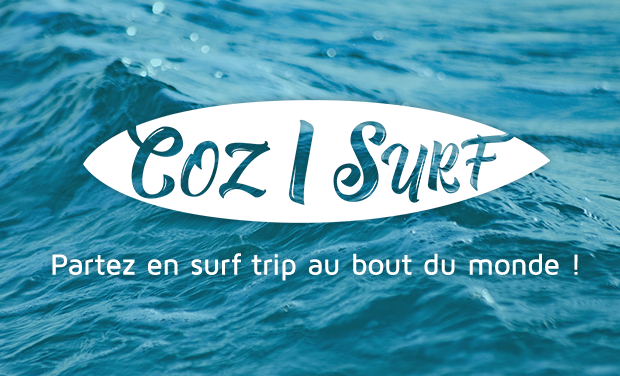 Visueel van project Coz I Surf