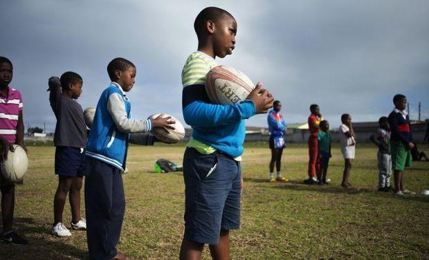 Visuel du projet Rugby Ivory Coast