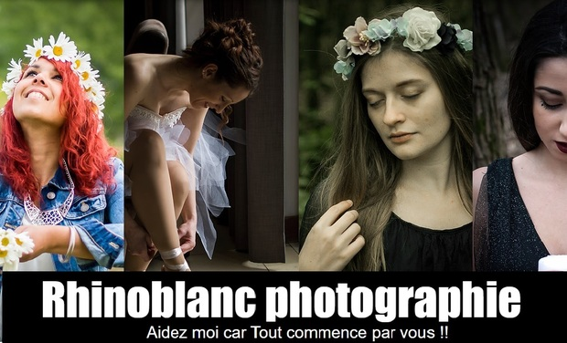 Visueel van project Rhinoblanc photographie