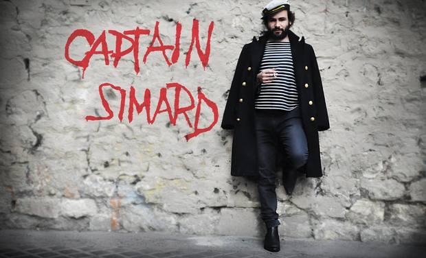 Visuel du projet Captain SIMARD - Le disque !