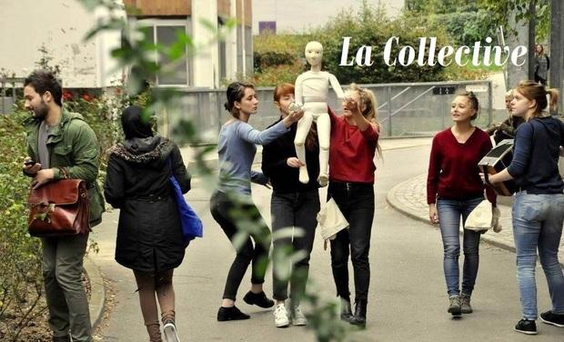 Visuel du projet La Collective - Théâtre de marionnettes
