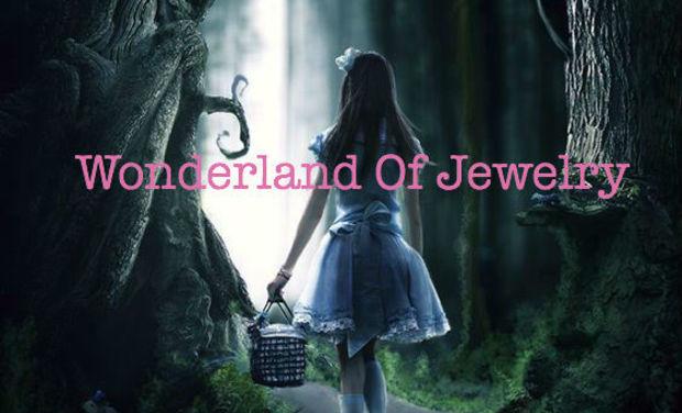 Visueel van project Wonderland of Jewelry