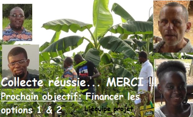 Visuel du projet Soutenez les femmes paysannes et leurs enfants…