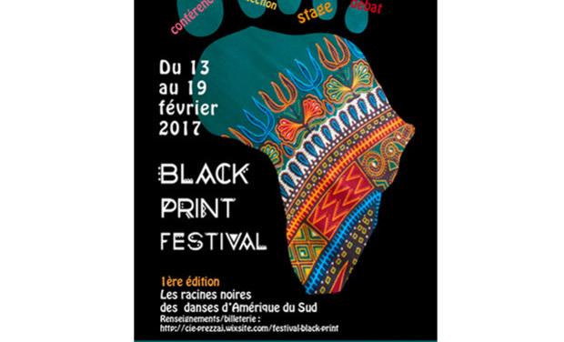 Visuel du projet Festival Black Print