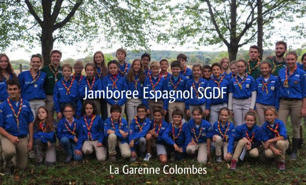 Visuel du projet Jamboree Espagnol SGDF La Garenne Colombes