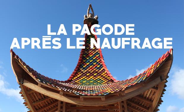 Visuel du projet La pagode après le naufrage