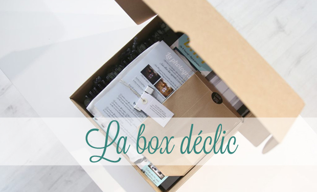 Project visual Box Déclic!