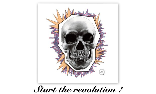 Visuel du projet Start the revolution !