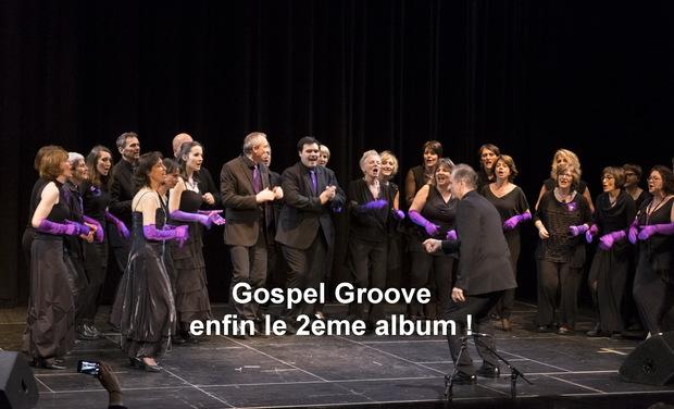 Visuel du projet Nouvel album de Gospel groove !