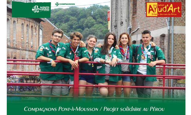 Visuel du projet Projet de solidarité scout au Pérou