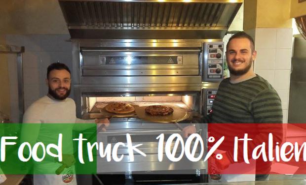 Visuel du projet Food truck 100% Italien