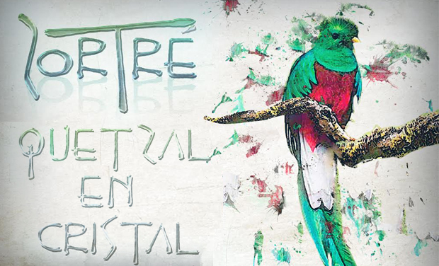 Visueel van project Quetzal en Cristal candidat pour 2017