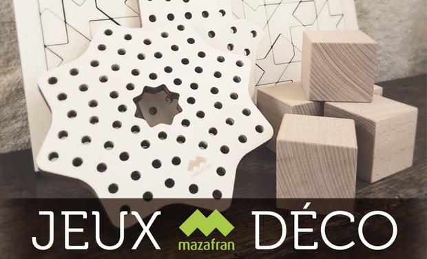Visuel du projet Mazafran Jeux & Déco en bois