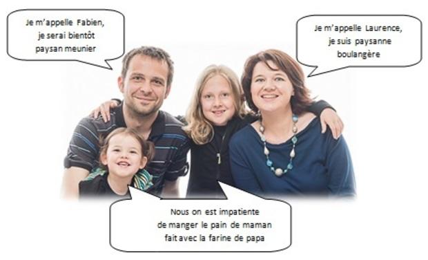 Visueel van project Une Meunerie et un Fournil  pour vivre autrement !!!