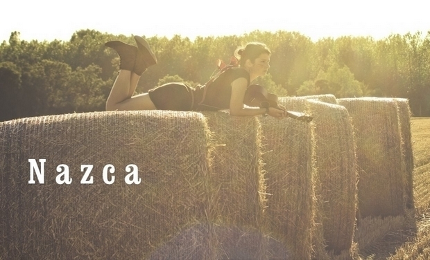 Project visual Nazca : 1er EP