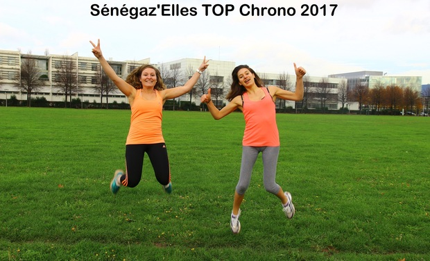 Project visual Sénégazelles TOP Chrono 2017