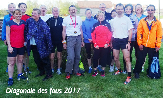 Project visual Diagonale des fous 2017