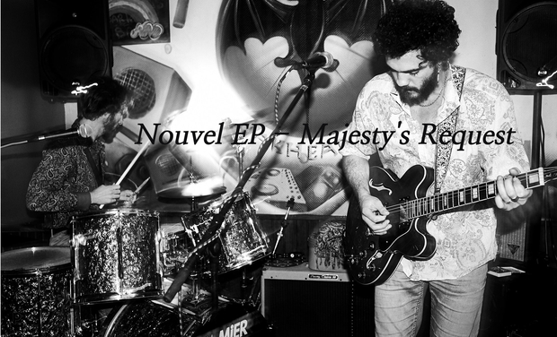 Visueel van project Nouvel EP - Majesty's Request