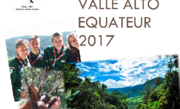 Project visual VALLE ALTO Equateur 2017
