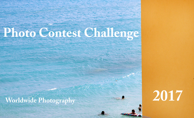 Project visual Photo Contest Challenge 2017