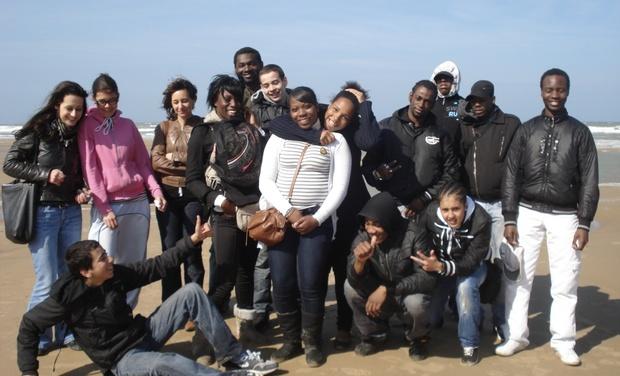 Project visual Congrès des élèves décrocheurs européens