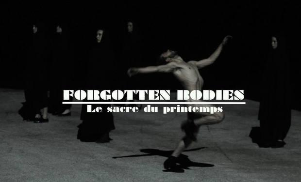 Visueel van project FORGOTTEN BODIES / CORPS OUBLIÉS