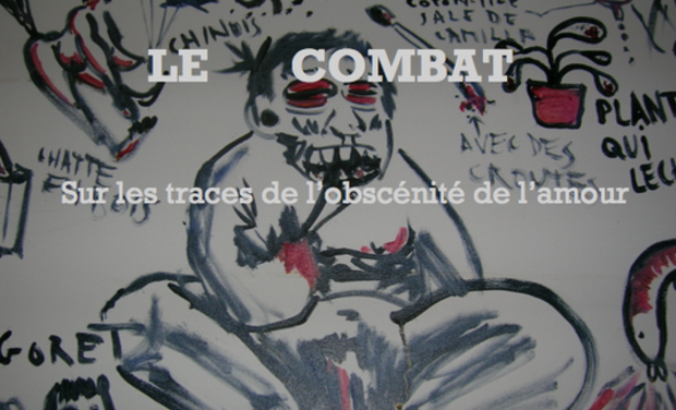 Visueel van project LE COMBAT OU LES ABSENTS