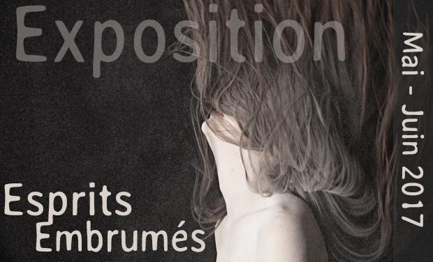 """Visueel van project Exposition de Photographie : """"Esprits Embrumés"""""""