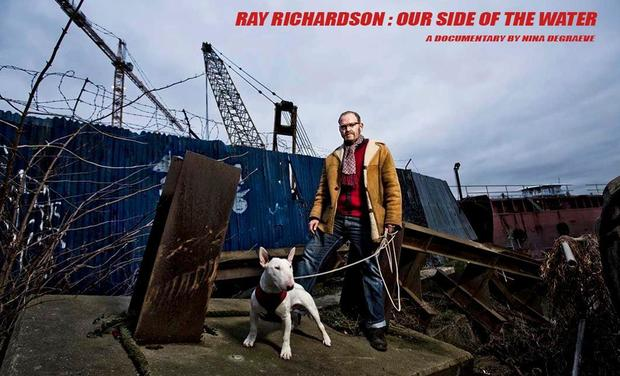 Visuel du projet Ray Richardson: Our side of the water