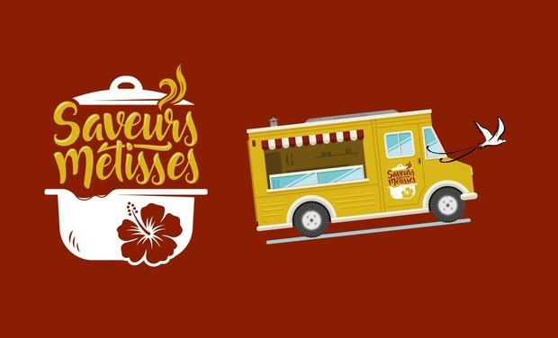 Visueel van project Ô saveurs métisses, le camion créole solidaire