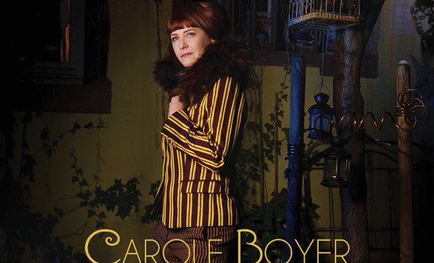 Visuel du projet Carole Boyer - 2ème Album VIAJERA