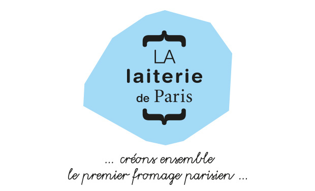 Project visual La Laiterie de Paris