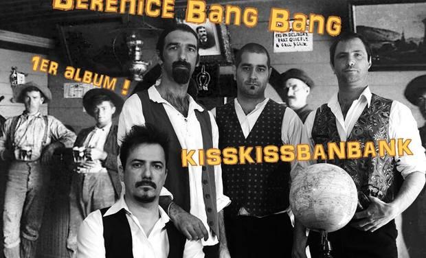 Visueel van project Bérénice Bang Bang : Premier album !