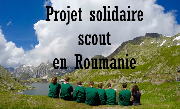 Visuel du projet Solidarité scoute en Roumanie