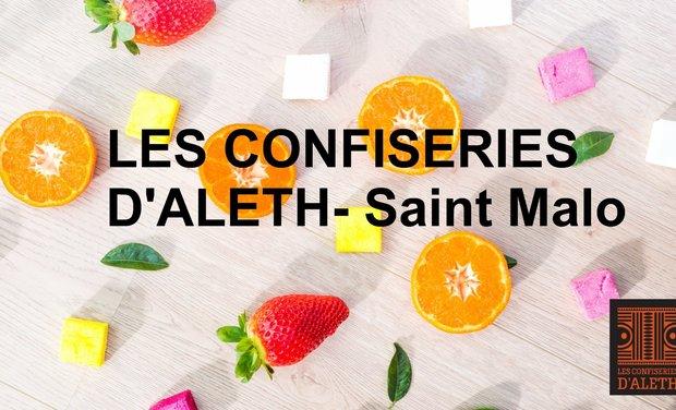 Visueel van project Les Confiseries d'Aleth  - Saint Malo