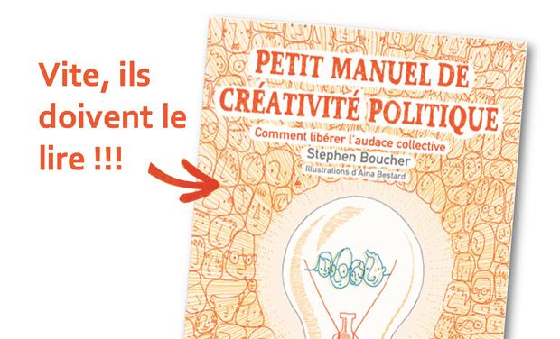 Visuel du projet Rendons nos politiques créatifs !