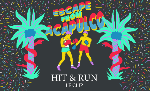 Visueel van project Hit & Run - LE CLIP
