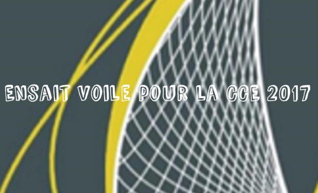 Visuel du projet Ensait Voile pour la CCE 2017