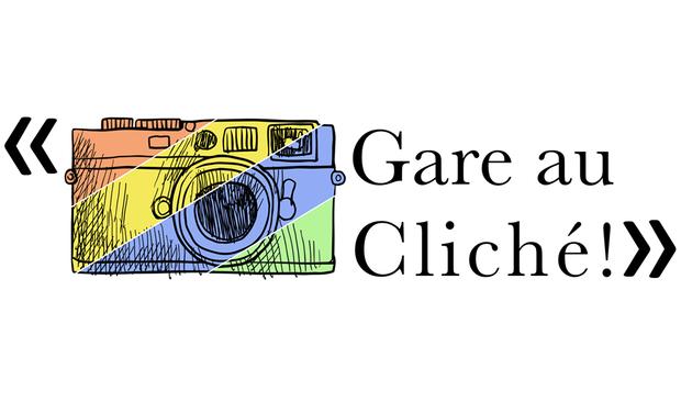 Project visual Gare au cliché !