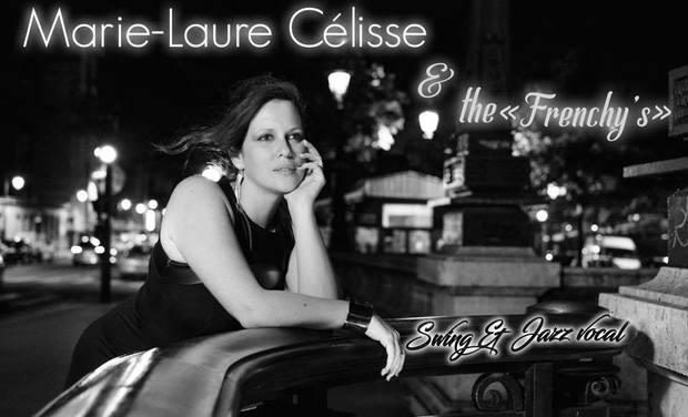 """Visuel du projet Premier album de Marie-Laure Célisse & the """"Frenchy's"""""""