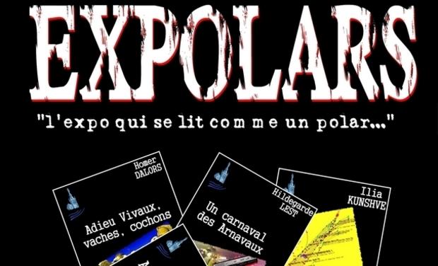 Visuel du projet Expolars - le livre