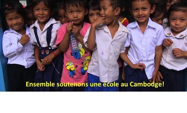 Visueel van project Un monde en partage