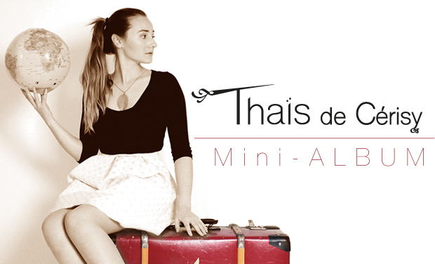 Project visual Thaïs de Cérisy, Mini-ALBUM