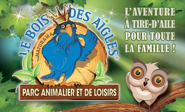 Project visual Nouvel Envol aux Bois des Aigles
