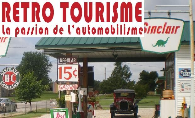 Visuel du projet Magazine Retro Tourisme