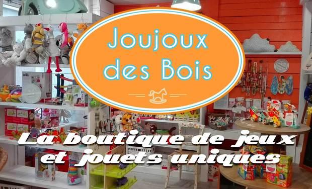 Visueel van project Joujoux Des Bois - Boutique de jouets